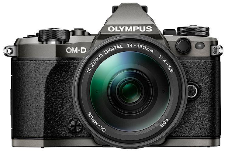 olympus om-d m1 m2 firmware